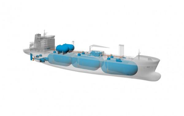 32,000 M³ LEG Carrier